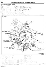 power steering pump repair info 1993 2002 2 5l v6 mazda626