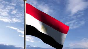 Egyption Flag Egypt Flag Blowing In The Wind Free Download Flagsanimation