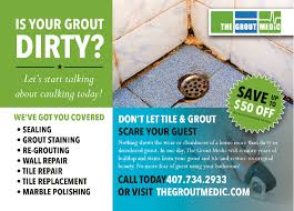 The Grout Medic Card13652 Front Jpg