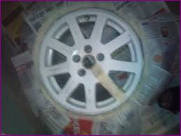 Spray Painting Your Rims Marvelous Diy Painting My Mondeo Wheels Black Team Bhp Pics Of Alloy