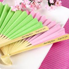 cheap hand fans for wedding baby shower paper hand fans personalized paper hand fans