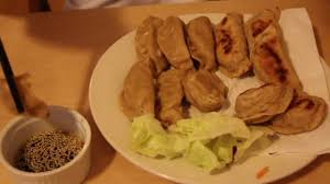 cuisine cor馥nne recette recette de cuisine coréenne mandoo 만두 recipe mandoo