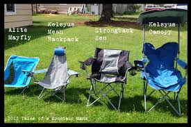 Outdoor Folding Chairs With Canopy A Camping Chair Breakdown Giveaways Tales Of A Mountain Mama