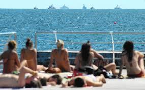 russian beaches in ukraine odessa u0027s bid to stay above fray is showing cracks la