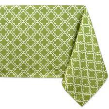 Patio Table Cover With Umbrella Hole Zipper by Wholesale Spring Lattice Umbrella Tablecloth U2013 Dii Design Imports