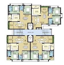 Centralized Floor Plan by Welcome To Veegaland Developers