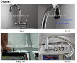 Boiling Water Faucet Instant Water Tea Under Sink Boiler With Brass 3 Way Faucet