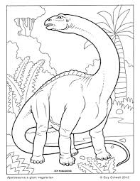 dinosaurs colouring animal coloring pages for kids colouring