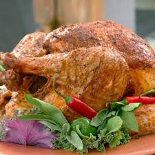 thanksgiving turkey recipies herb roasted turkey recipe eatingwell