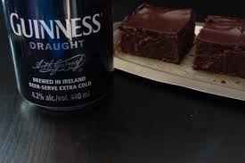 Guinness Flag Guinness Brownies U2013 Chocolate U0026 Co