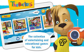 the barkers playground u2014 kids and family games android apps on