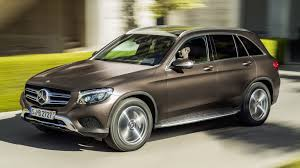 mercedes sport mercedes glc will get 450 amg sport and 63 amg versions news