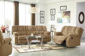 Reclining Living Room Set Buy Roan Mocha Reclining Sofa By Benchcraft From Www Mmfurniture