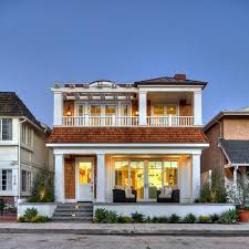 Two Story House Plans With Balconies Second Floor Balcony Houzz