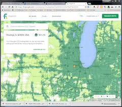 Sprint Coverage Map Michigan by 100 Sprint Coverage Map 4g Verizon Vs T Mobile Coverage Maps