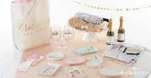 bridesmaids gift bags bridesmaid gifts kate aspen
