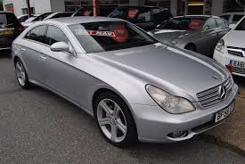 used mercedes benz cls 2006 for sale motors co uk