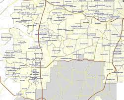 Underground Atlanta Map by Neighborhoods In Atlanta Wikiwand