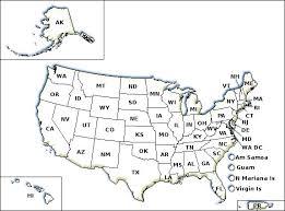us state map with alaska state pesticide regulatory agencies