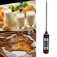 sonde de temperature cuisine cuisine cuisson de la viande sonde numérique thermomètre