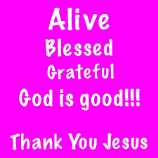 a grateful is a magnet for miracles can i get an amen i