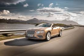 bentley coupe gold 2016 bentley continental gt w12 convertible review autoweb