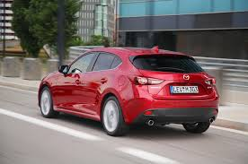 mazda 3 sedan all new mazda3 sedan and hatch to make european debut in frankfurt