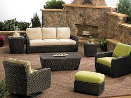 Tall Outdoor Chairs Patio 47 South Western Style Patio Swivel Wicker Patio