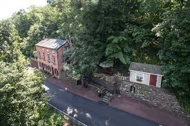 homes built into hillside renovated 18th century brick house built into the hillside asks