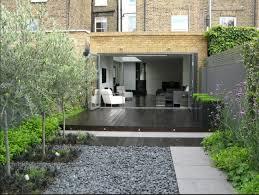 Townhouse Backyard Design Ideas Antes Y Después De Un Jardín Pequeño Patios Pinterest