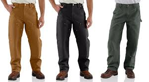 motorcycle pants carhartt double front dungarees motorcycle riding pants review