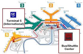 chicago o hare terminal map reinder shuttle shuttle transportation purdue