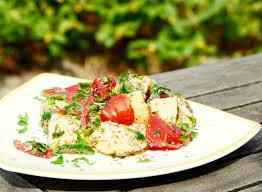 idee cuisine facile salade alcaline croquante craquante et fondante recette alcaline