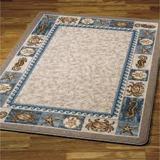 ocean decorations for home area rugs awesome blue brown area rug and rugs for home floor