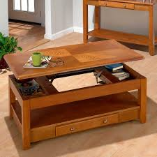 Coffee Tables Lift Top by Wood Inlay Coffee Table Sears
