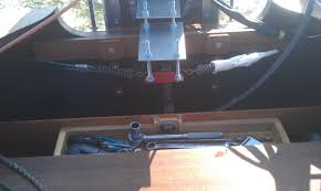 cable pulley steering with a new 25 hp mercury page 1 iboats
