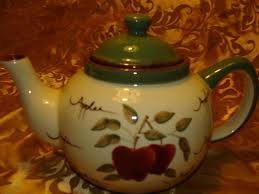 home interiors apple orchard collection home interiors apple orchard collection teapot what s it worth