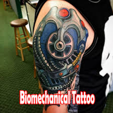 biomechanical tattoo design android apps on google play
