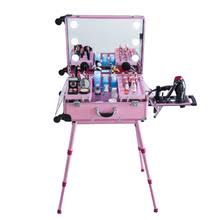 Vanity Case Beauty Studio Shenzhen Koncai Aluminum Cases Ltd Makeup Cases Salon Lighting
