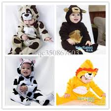 Baby Tiger Halloween Costume 2017 Toddle Baby Animal Piece Romper Halloween Xmas Costume