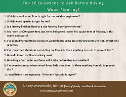 ten questions to ask before buying wood flooring part one