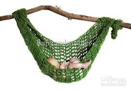 crochet newborn baby hammock sleeping bag toddler pod cocoon