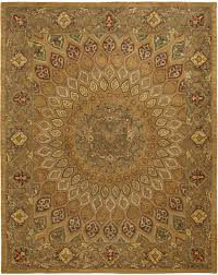 orange and grey area rug rug hg914a heritage area rugs by safavieh