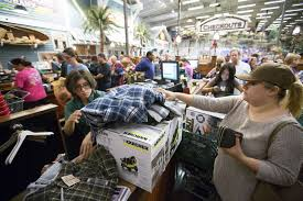 thanksgiving still a shopping day for many houston chronicle