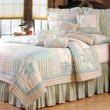 Beachy Comforters Teal Coastal Bedding Sets Beach Themed Bedding Sets Image Of