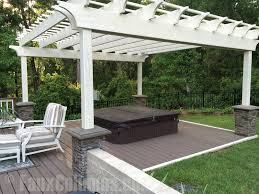 Back Porches by Porch Column Ideas Accentuate Your Home U0027s Front Exterior