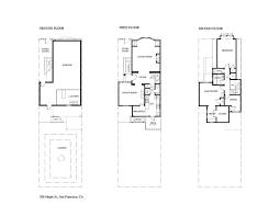 San Francisco Floor Plans 306 Maple Street San Francisco Ca 94118 Sold Listing Mls