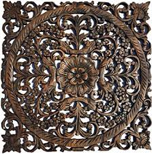 carved wood wall large wood wall carved wood wall decor