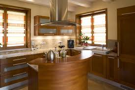 see thru kitchen blue island 40 inviting contemporary custom kitchen designs layouts