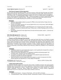 property manager resume property manager resume rivera 2015